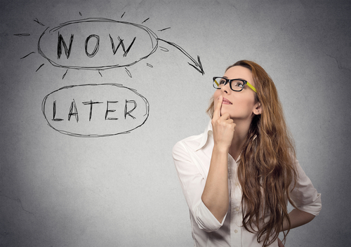 5 Strategies for saying goodbye to the procrastination blues
