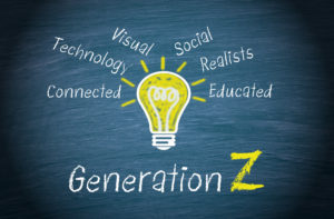 "Communication with Post-Millennium babies, ""Generation Z"""