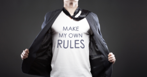 How to handle rule-breaking CEOs