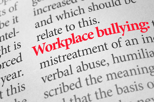 What HR managers can do about bullying