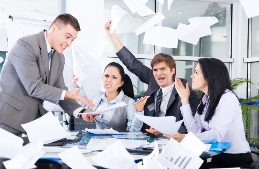 An absentee supervisor creates havoc
