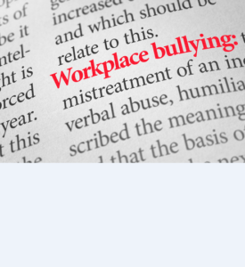 You've awakened the wrath of the office bully. Now what?