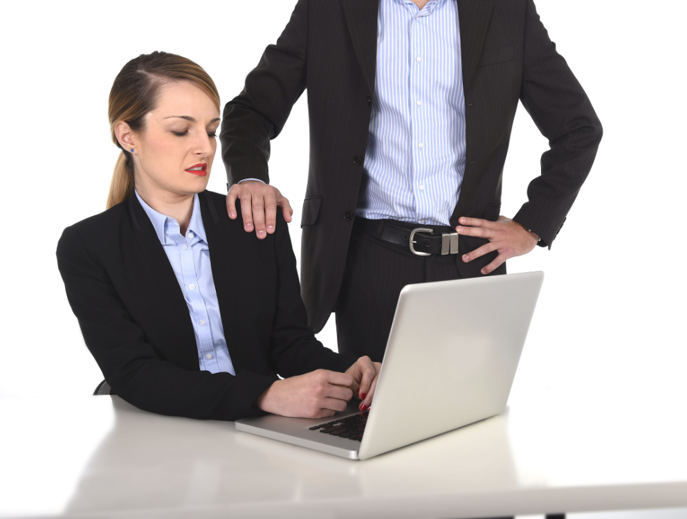 How to help a co-worker who's afraid of her boss