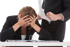 Singled out for bullying by a new boss? Don't wait too long to act