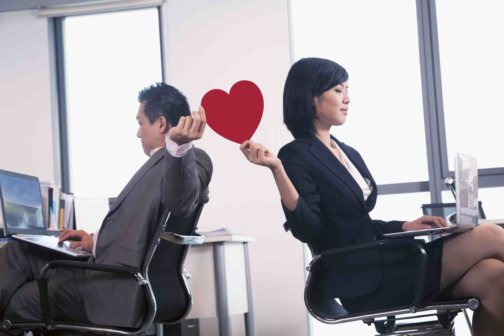 Q&A: How Do I Handle A Workplace Infatuation?