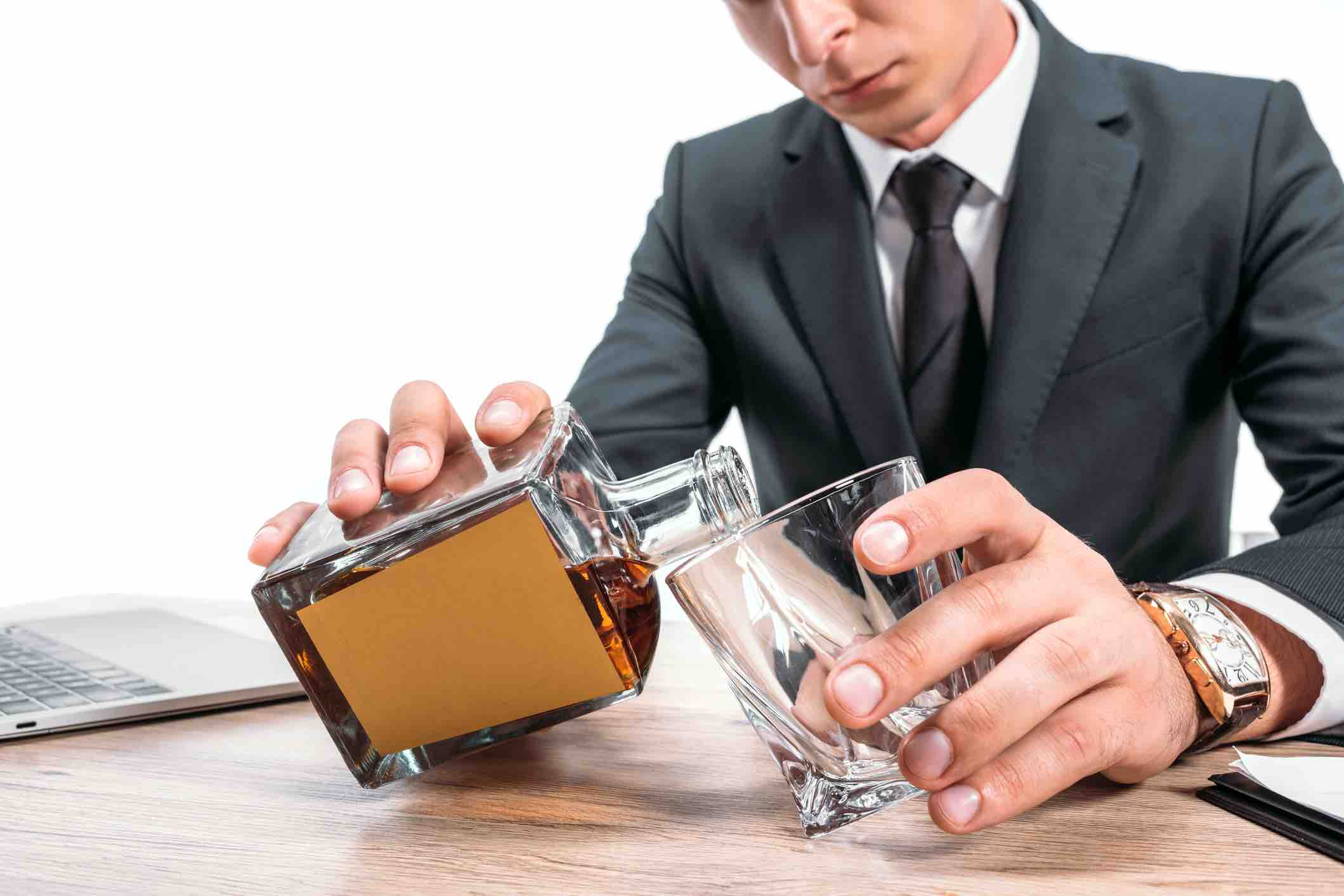 What Do I Do If My Boss is a Functional Alcoholic?